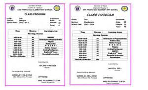 Ceremony Program Template 1 Amp 2 Class Program 2013 2014