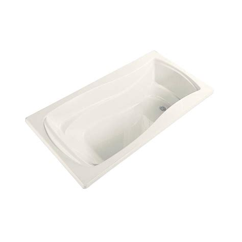 what is a reversible drain bathtub kohler mariposa 5 ft reversible drain drop in acrylic