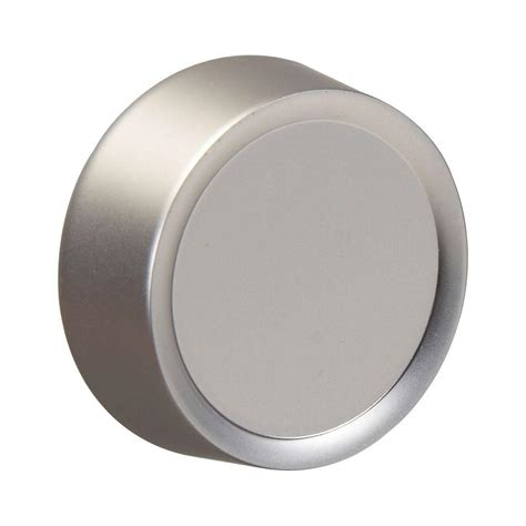 Light Switch Dimmer Knob by Amerelle Dimmer Knob Wall Plate Nickel 947n The Home Depot