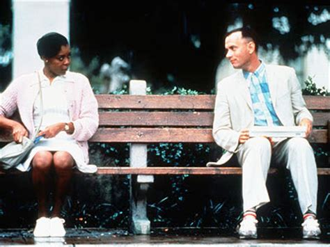 bench scene forrest gump s bench and the legend of the chippewa square