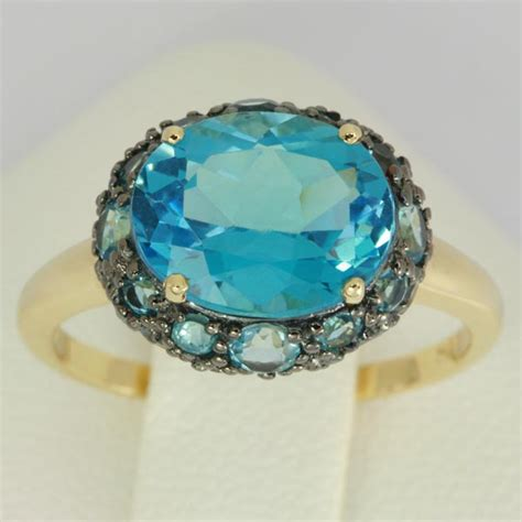 Swiss Blue Topaz Code P100 johanna s gifts new age