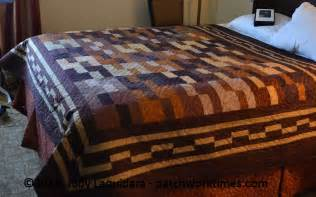 Brown Quilt The Brown Quilt Patchwork Times By Judy Laquidara