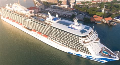 princess cruises india majestic princess itinerary schedule current position