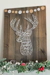 25 diy rustic christmas decorations