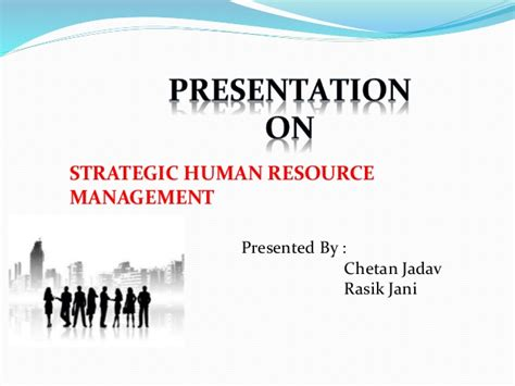 Strategic Hrm Ppt For Mba by Human Resource Management Strategic Planning