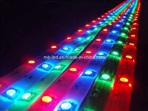 China Waterproof Led Strip Lights Outdoor Led Ribbon Led Ribbon Lights Outdoor