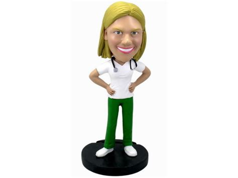 doctor p bobblehead physician bobblehead