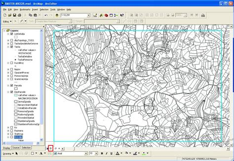 arcgis layout geotiff arcgis desktop export tif map from specified shp area in