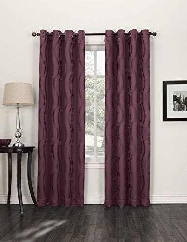 travis rods for drapes sun zero travis blackout curtain panel 52 by 84 inch