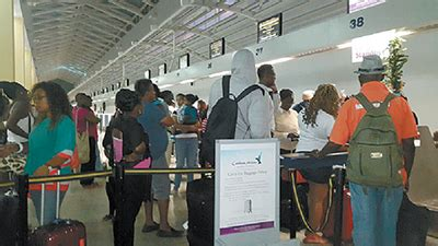 no standby flights to tobago the guardian newspaper