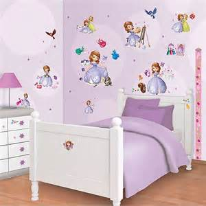 Sofia The First Bedroom Sofia The First Room Decor Kit With Height Chart Girls