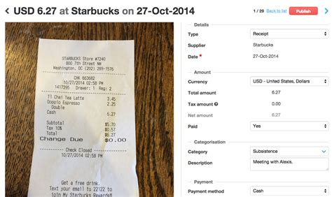 mobile receipt template receipt scanning app for your mobile phone
