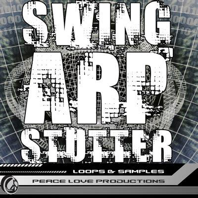 swing synth peace love productions swing arp stutter sle pack