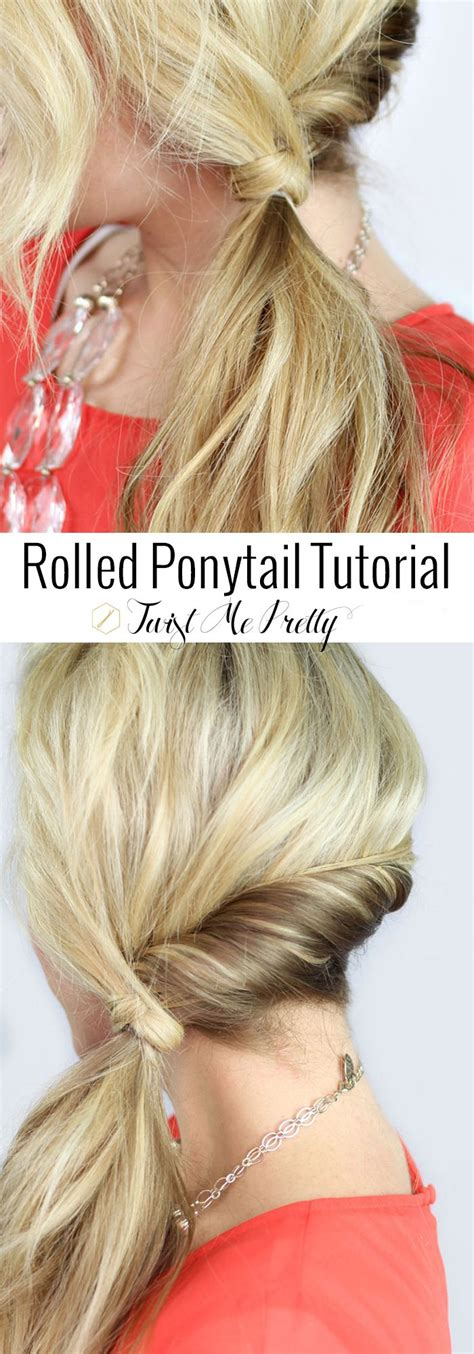 quick and easy crazy hairstyles i m such a sucker for a cute ponytail must learn this