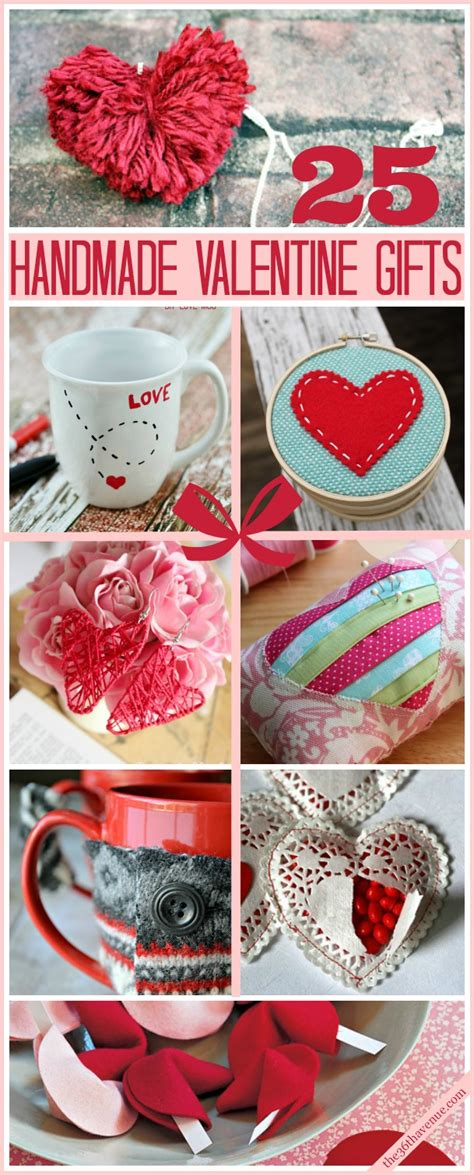 Handmade Ideas For Valentines Day - handmade gifts and diy ideas the 36th avenue