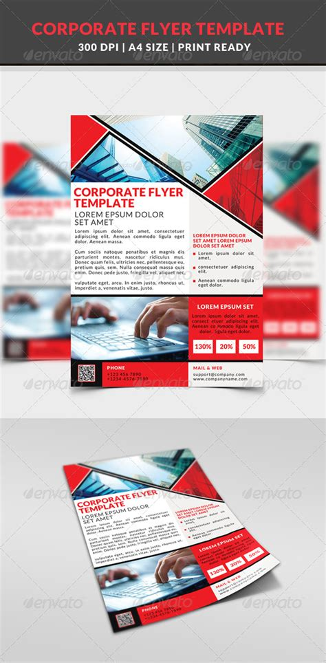 flyer design software review review corporate business multipurpose flyer template 10