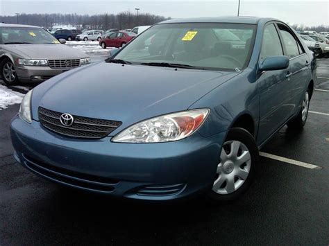 2003 Toyota Camry For Sale Cheapusedcars4sale Offers Used Car For Sale 2003