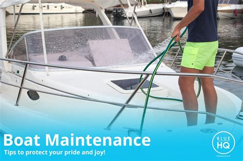 boat care and maintenance boat maintenance boat care checklist blue hq