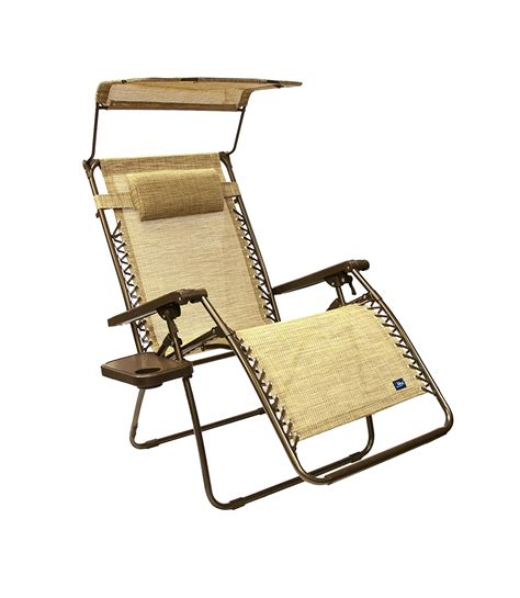 bliss zero gravity lounge chair bliss hammocks wide gravity free lounger chair with pillow