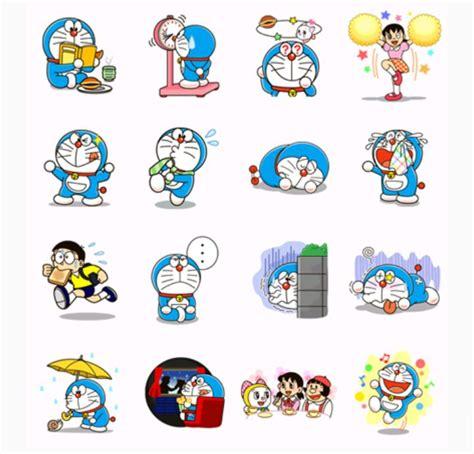 doraemon free printable stickers
