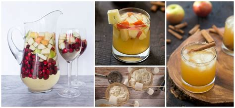 A Recipe That Complements Your Style by 15 Thanksgiving Cocktail Recipes That Will Complement Your