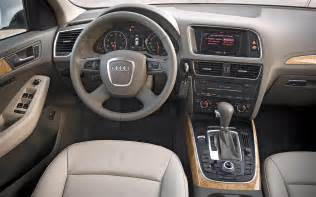 2009 audi q5 gray 200 interior and exterior images