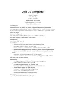 Job Resume Pattern by Doc 616796 Job Resume Format Samples Template Bizdoska Com
