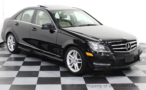 Mercedes 2014 C300 by 2014 Used Mercedes C Class Certified C300 4matic