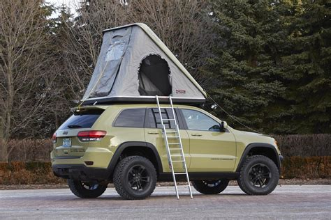 jeep cherokee off road tires expedition time w the grand cherokee overlander and off