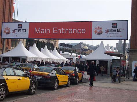 mobile congress mobile world congress wikip 233 dia