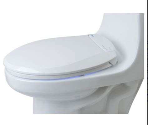 Toilet Seat With Light by Heated Toilet Seat With Light