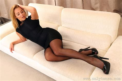 legs for a couch image daisy watts girls legs sofa frock high heels