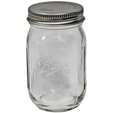 ball  oz mini mouth glass canning jar  pk  ball