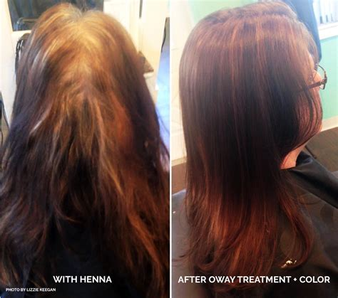 henna before and after natural henna hair removal om hair
