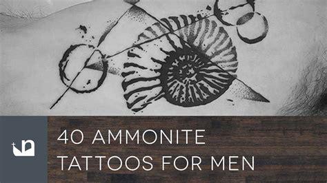 ammonite tattoo 40 ammonite tattoos tattoos for