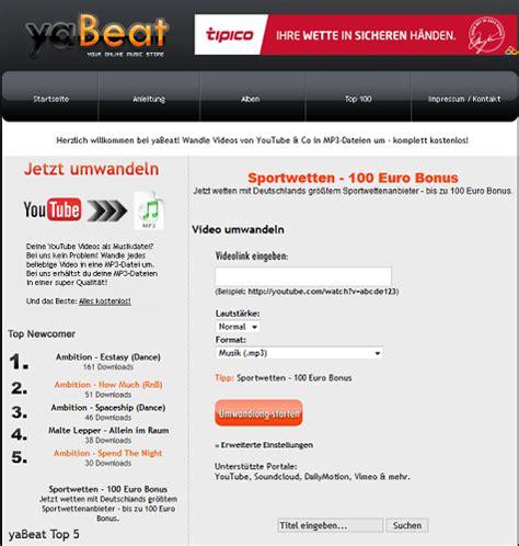 most popular youtube converter yabeat yabeat com ist das legal chip