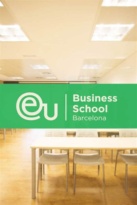 Mba Barcelona Business School by Eu Business School Barcelona Studylink