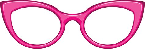 clipart occhiali pink glasses clipart clipground