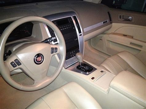 2007 Cadillac Sts Interior by 2007 Cadillac Sts Pictures Cargurus