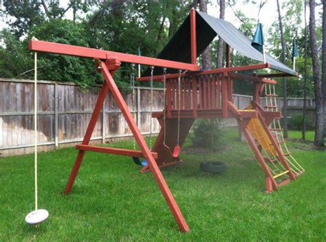 swing sets houston sams swingset for sale