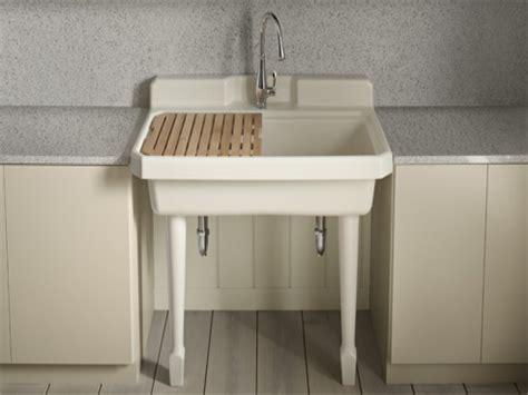 Utility Sink Laundry Room Kitchen Sinks Kohler Laundry Room Sink Kohler Laundry Utility Sinks Interior Designs