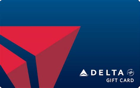 How To Use Delta Gift Card - delta air lines gift card