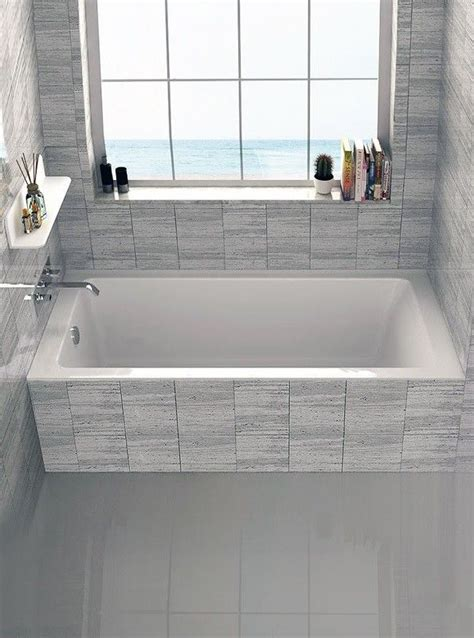 Drop In Tub With Shower 25 Best Ideas About Drop In Bathtub On Drop