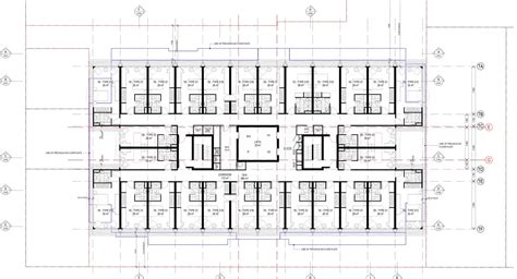 typical hotel floor plan updated proposal for 458 brunswick street