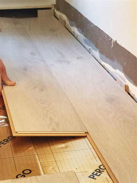 Install Pergo Laminate Flooring for A Farmhouse Look