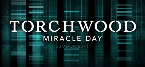 Miracle Day Torchwood Miracle Day Episode Guide The Doctor Who Site