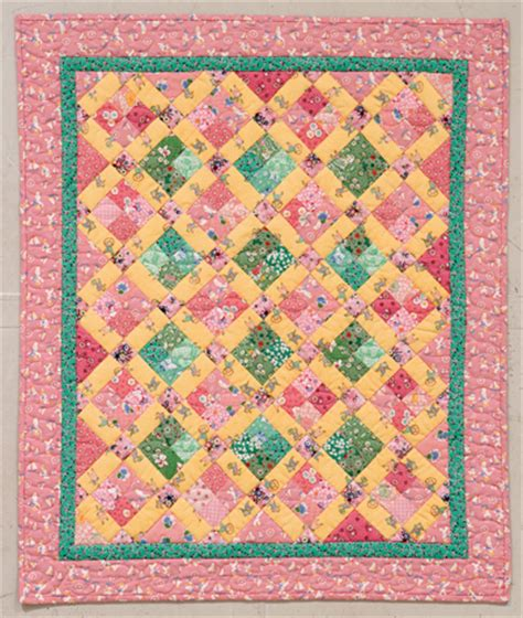 Quilting Frolic by Martingale Four Patch Frolic Quilt Epattern