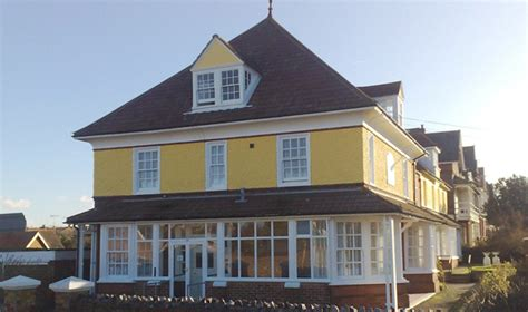 gordon lodge care home in westgate on sea