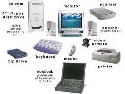 Examples of input and output devices of computer computer tutorials