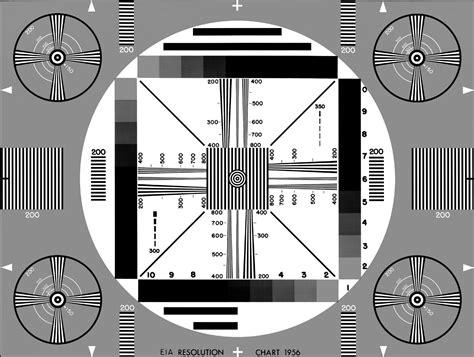 test pattern circle altes und neues von bernd nowack dessau altes testbild